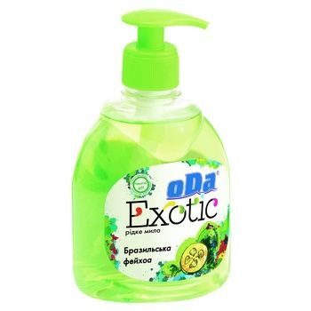 Oda Exotic Brazilian Feijoa Liquid Soap 0,3l - buy, prices for Furshet - image 1