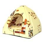 Домик-пирамида Collar №1 для собак и кошек в ассортименте