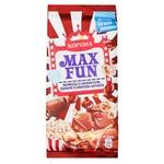 Шоколад Корона Max Fun молочный с мармеладом со вкусом колы, попкорном и взрывной карамелью 160г