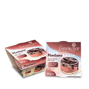 Creamoire Montiano Cream Dessert - buy, prices for MegaMarket - image 1