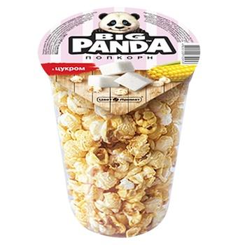 Попкорн Big Panda с сахаром 20г - купить, цены на Фуршет - фото 1