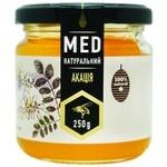 Natural Acacia Honey 250g