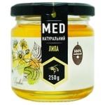 Linden Natural Honey 250g