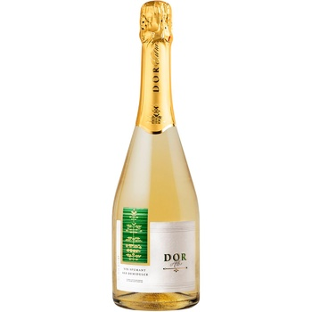 Bostavan Dor Sparkling wine semi-sweet 10,5% 0,75l - buy, prices for CityMarket - photo 1