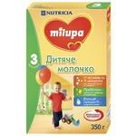 Смесь молочная сухая Milupa 3 Детское молочко 350г