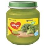 Пюре овочеве Milupa Броколі 125г