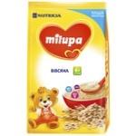Каша Milupa молочная овсяная 210г