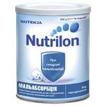 Смесь молочная Nutrilon Мальабсорбція 400г