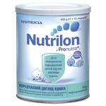Смесь молочная Nutricia Nutrilon Преждевременный уход дома 400г