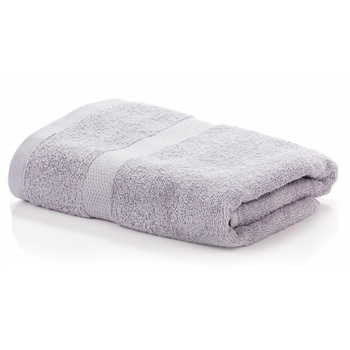 Zastelli Terry Towel Cotton Grey 70x130cm - buy, prices for MegaMarket - image 2