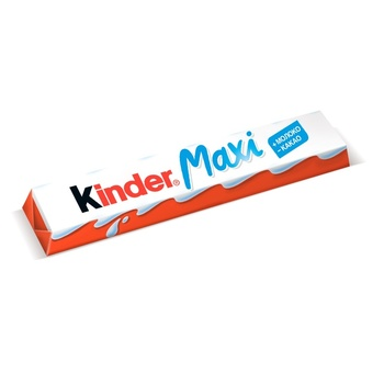 Kinder® Maxi Chocolate Bar with Milk Filling 21g - buy, prices for EKO Market - photo 1
