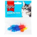 Игрушка Topsi Мышь для кошек