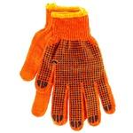 Перчатки рабочие оранжевые размер 10 WE2129