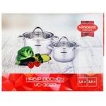Vincent Dinnerware Set 4 Items