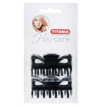 Clip Titania for hair 2pcs - buy, prices for Novus - image 1