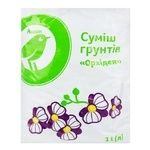 Auchan Soil Mixture For Orchids 1l
