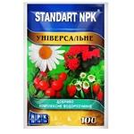 Удобрение Standart NPK водорастворимое для фиалок 100г