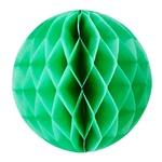 Шар Actuel паперовий зелений 2шт 20см
