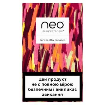 GLO Neo Demi Terracotta Tobacco Sticks