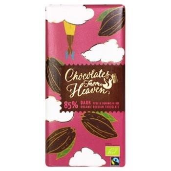 Шоколад черный Chocolate From Heaven 85% 100г