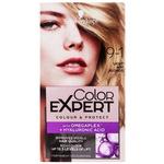 Стійка крем-фарба з гіалуроновою кислотою Color Expert  9-1 Холодний Світлий Блонд 142,5мл