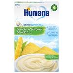 Каша молочна Humana кукурудзяна 200г
