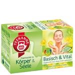 Чай Teekanne травяной Основа и жизнь 20шт 2г