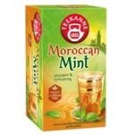 Чай травяной Teekanne Марокканская мята 20шт 1,8г