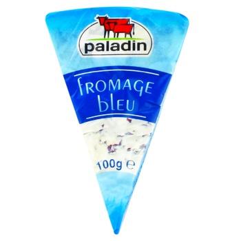 Сыр Paladin Блю 50% 100г - купить, цены на Фуршет - фото 1