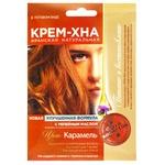 Краска для волос Фито Косметик Крем-хна Карамель 50мл