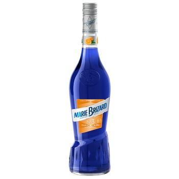 Ликер Marie Brizard Curacao Bleu 25% 0,7л