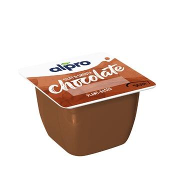 Десерт соевый Альпром шоколадный 125г - купить, цены на Фуршет - фото 1