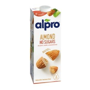 Напій мигдальний Алпро без додавання цукру 1л - купити, ціни на МегаМаркет - фото 1