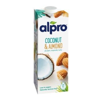Напиток Алпро кокосово-миндальный 1л - купить, цены на СитиМаркет - фото 1