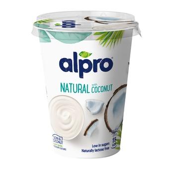 Продукт ферментированный соевый Алпро с кокосовым вкусом 500г - купить, цены на Метро - фото 1