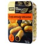 Tarta Eclair Mini with Chocolate-orange Cream Cake 144g - buy, prices for Furshet - image 1