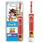 Электрическая зубная щетка Oral-B Toy Story детская