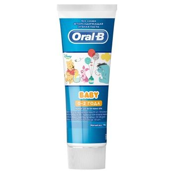 Зубная паста Oral-B Baby Винни-Пух 75 мл