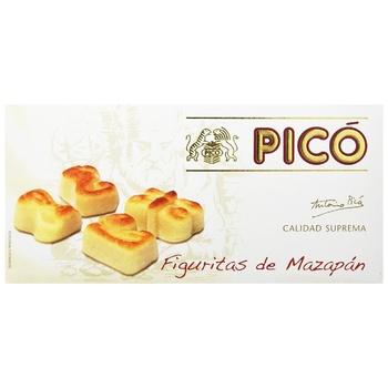 Фігурки Pico марципанові 150г