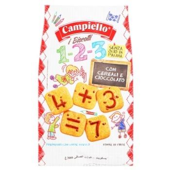 Печенье Campiello с цифрами 300г