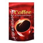 Кофе Uno Coffee растворимый гранулированный 130г