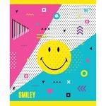 Тетрадь Yes Smiley школьный А5 96 листов клеточка