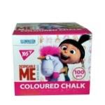 Yes Color Chalk 100pcs
