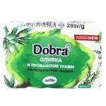 Мыло туалетное Bovary Dobra Оливка и прованские травы 4х70г