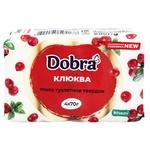 Мыло туалетное Bovary Dobra Клюква 4х70г