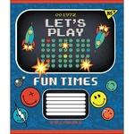 Зошит школьный Yes Smiley Fun Times А5 18 страниц клеточка