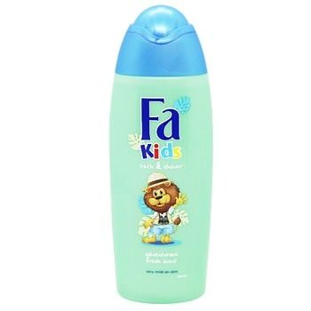 Гель для душа Fa Kids для мальчиков Свежий аромат 250мл