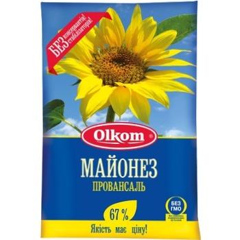 Майонез Олком Провансаль 67% 200г - купити, ціни на Novus - фото 1