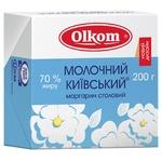 Olkom Molochnyi Kyivskyi Margarine 70% 200g