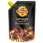 Горчица Olkom Российская д/п 120г